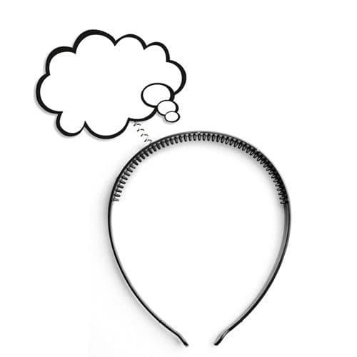 Party Headband - Συννεφάκι
