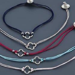 Witness pins modern bracelets 50pcs / Μαρτυρικά Μοντέρνα βραχιόλια 50τμχ