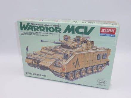 Academy 1/35th Plastic Model Kit No 1365 - Warrior MCV Mechanised Combat Vehicle