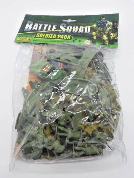 Battle Squad Soldier Pack