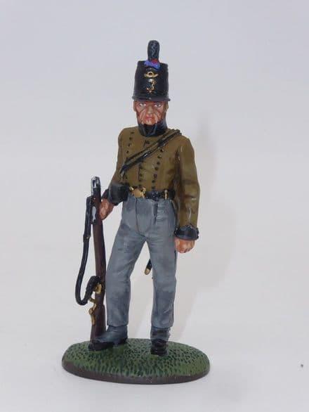 Del Prado Fusilier, Cazadores, Portugal, 1812
