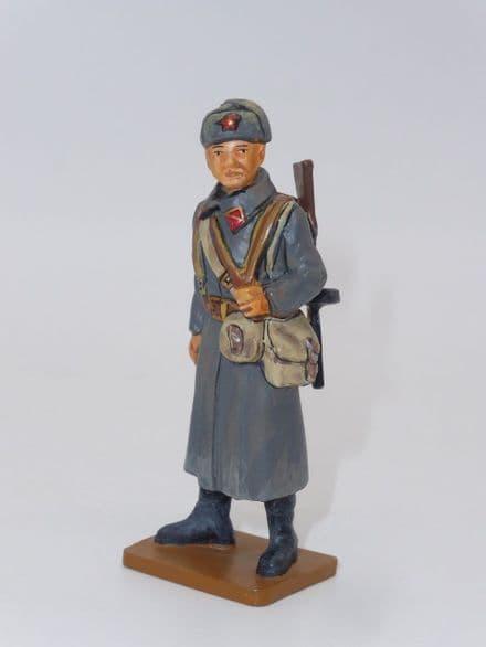 Del Prado Infantry Soldier, Stalingrad USSR, 1943