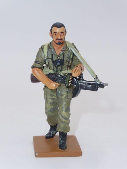 Del Prado Infantryman, Israeli Army, 1973