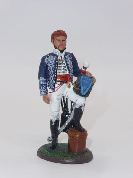 Del Prado Officer, British Hussars, 1814