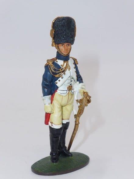 Del Prado Officer,  French Guard Cavalry, 1809-14