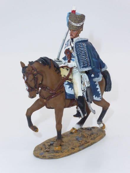 Del Prado - Private, British Hussars, 1813