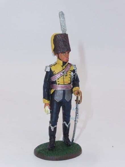 Del Prado Senior Officer, Sevilla Lancers, 1811