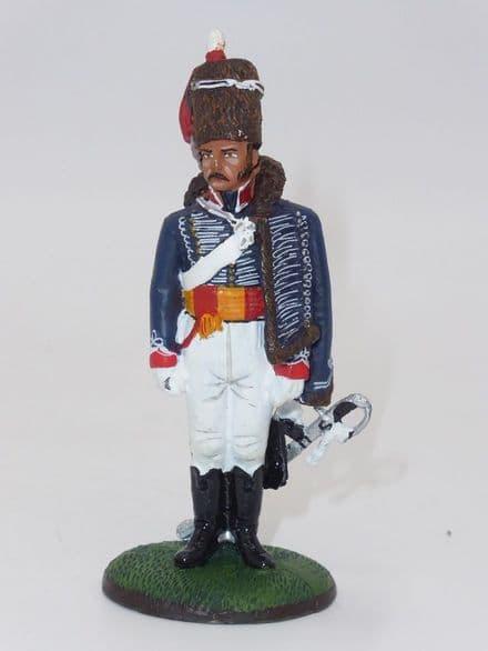 Del Prado Sergeant Major, 15th Hussars, 1808