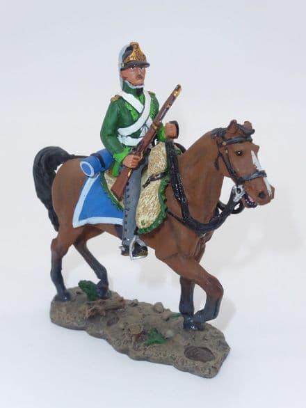 Del Prado - Trooper, Bavarian Chevau-legers, 1792
