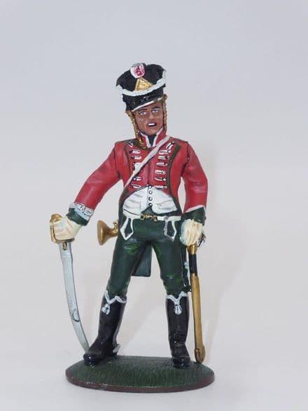 Del Prado Trumpeter, 11th Chasseurs, 1810
