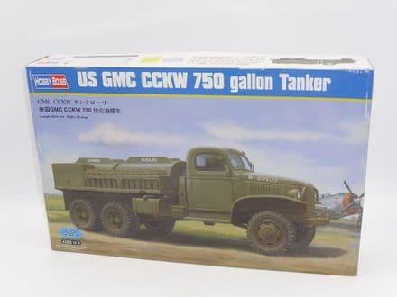 HobbyBoss 1/35th Kit 83830 - U.S. GMC CCKW 750 Gallon Tanker