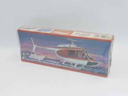 IMC 1/32th Plastic Kit - Bell JetRanger Helicopter VINTAGE