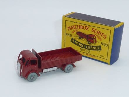 Matchbox Moko Lesney  ERF Lorry Item 20  Excellent/Mint Condition