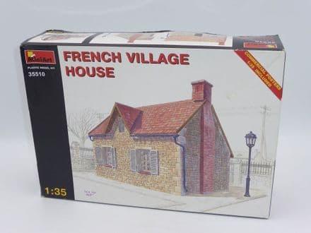 MiniArt 1/35th Plastic Kit No 35510 - French Village House
