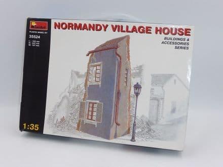 MiniArt 1/35th Plastic Kit No 35524 - Normandy Village House