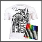 Splat Planet Colour in T Shirts