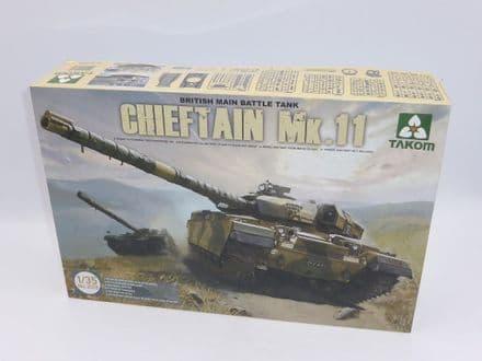 Takom Kit No 2026 - Chieftain Mk.11 British Main Battle Tank 1:35 Scale