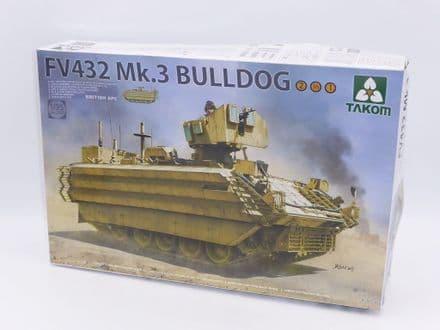 Takom Kit No 2067 - FV432 Mk.3 Bulldog 1:35 Scale