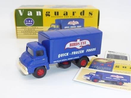 "VA6001 Vanguards  Ford Thames Trader Van ""Birds Eye"""