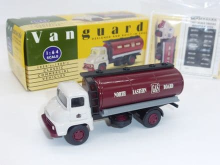 """VA9000 Vanguards Ford Thames Trader Tanker """"North Eastern Gas"""""""
