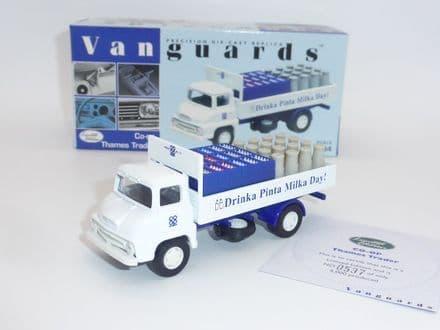 "Vanguards Limited Edition Ford Thames Trader Van ""Co-op"""