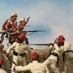 War Along the Nile