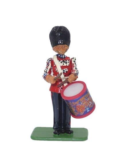 WB00214 Drummer Boy - Scots Guards 1899