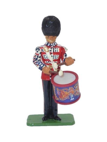 WB00214 Tenor Drummer - Scots Guards 1899