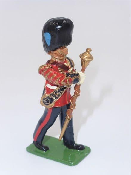 WB00316 Drum Major - Irish Guards