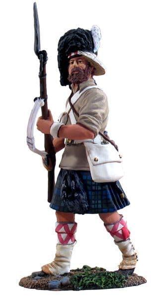 WB10002 Black Watch Highlander, Indian Mutiny, 1857
