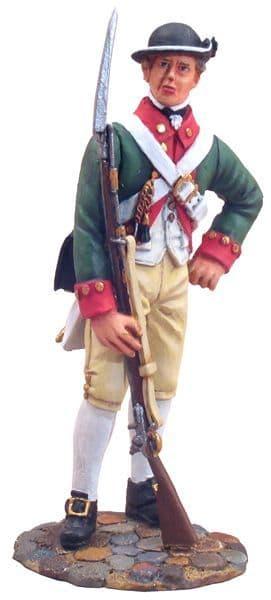 WB10017 - Continental Marine, 1779-1783