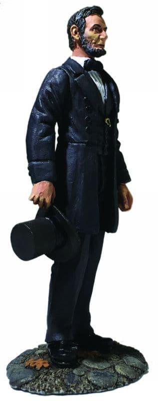 WB10055 Abraham Lincoln 1861-65