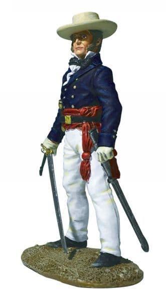 WB10057 William B. Travis 1836