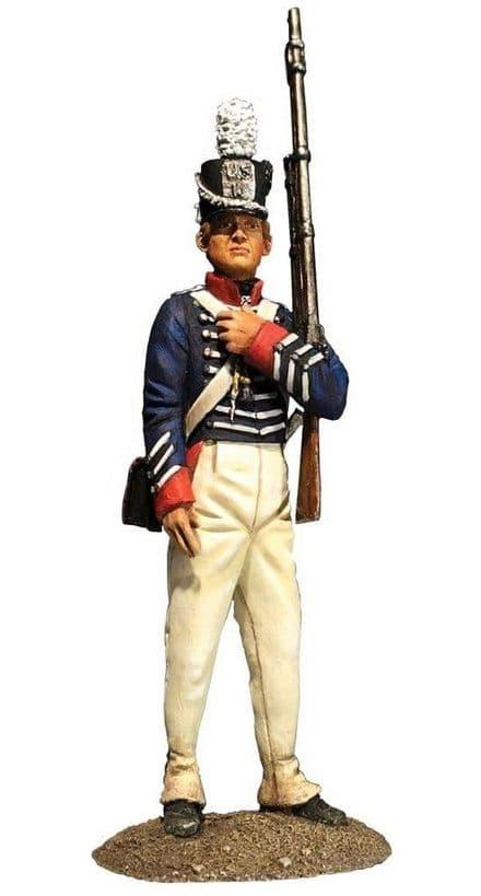 WB10072 U.S. Infantryman 1811-12
