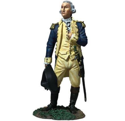 WB10074 George Washington 1780-83