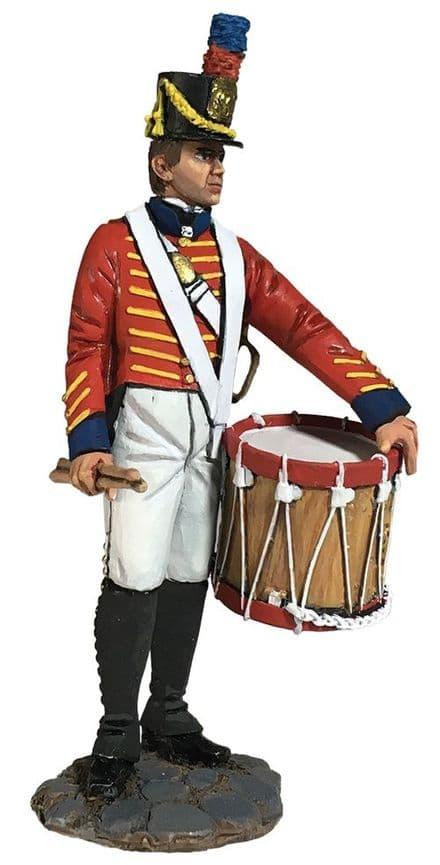 WB13032 US Marine Drummer 1811-1818