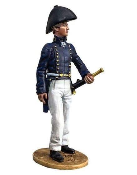 WB13057 - U.S. Navy Midshipman, 1810-15