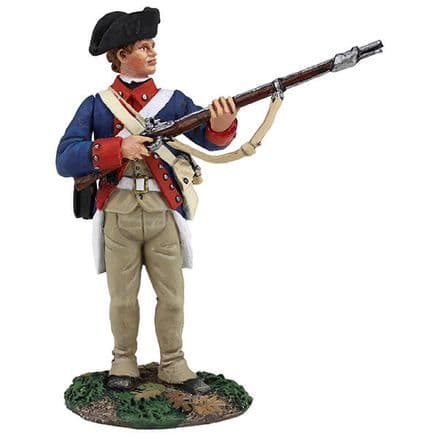 WB16023 Continental Line/1st American Regiment Standing at Ready