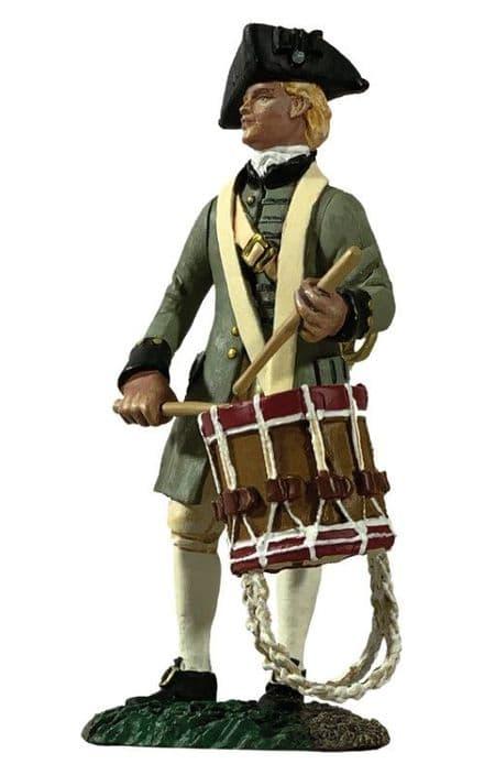 WB16089 - Colonial Militia Drummer, No.1