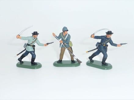 WB17828A Set of 3 ACW Foot Figures