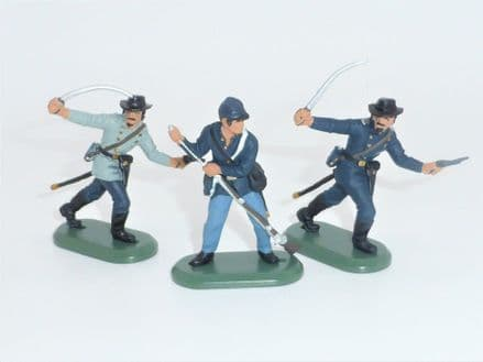 WB17828B Set of 3 ACW Foot Figures