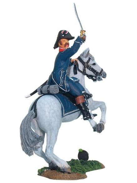WB17885 - French 1st Light Infantry Mounted Officer Set No.1
