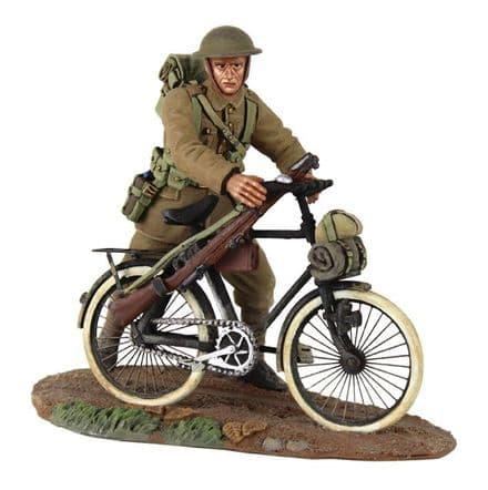 WB23085 1916-17 British Infantry Pushing Bicycle