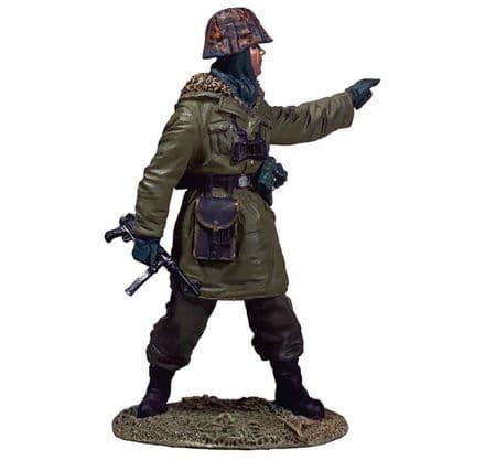 WB25101 German Waffen SS NCO Wearing SS Anorak