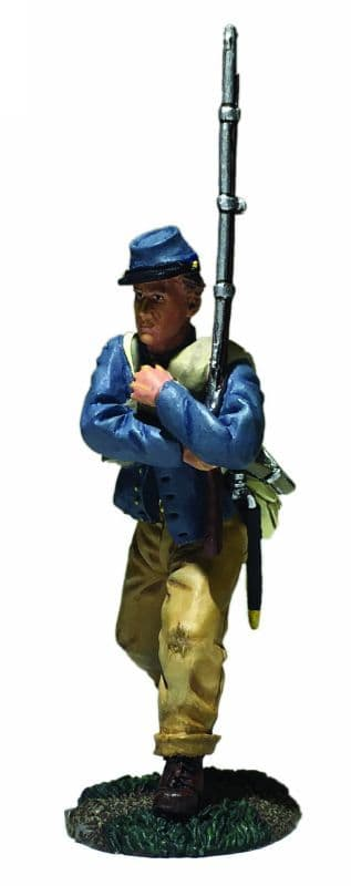 WB31271 Confederate Infantry Advancing at Support
