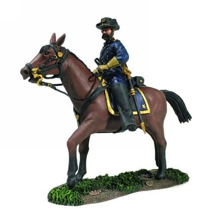 WB31275 Federal General John Gibbon Mounted