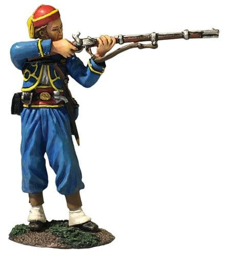 WB31282 146th NY Zouave Standing Firing