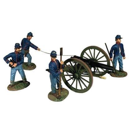 "WB31313 ""Sending Mischief Down Range"" Parrott Gun"