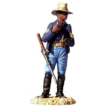 WB32000 Dismounted 9th Cavalry Trooper No.1