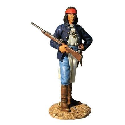 WB32002 U.S. Army Apache Scout 1880s